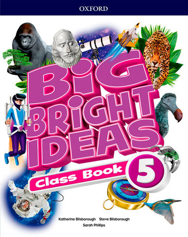 BIG BRIGHT IDEAS 5 SB