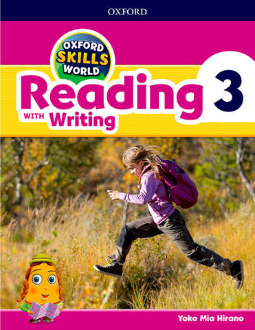READING WITH WRITING 3 SB & WB - Oxford Skills World