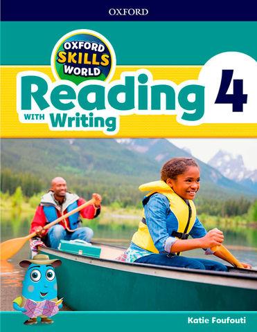READING WITH WRITING 4 SB & WB - Oxford Skills World