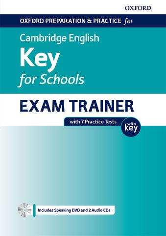 EXAM TRAINER CAMB KEY (KET) FOR SCHOOLS 7 Practice Tests + Audio + Key