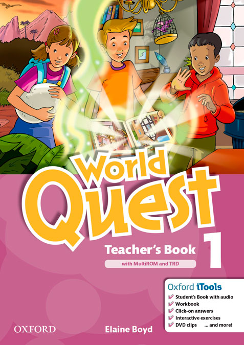 WORLD QUEST 1 TB