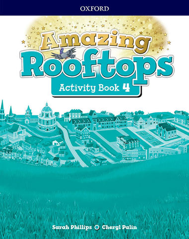 AMAZING ROOFTOPS 4 AB PACK