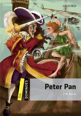 PETER PAN + Digital Code - Dominoes 1