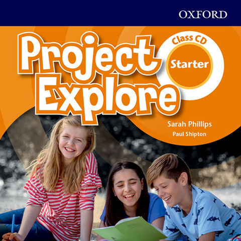 PROJECT EXPLORE 1 CD