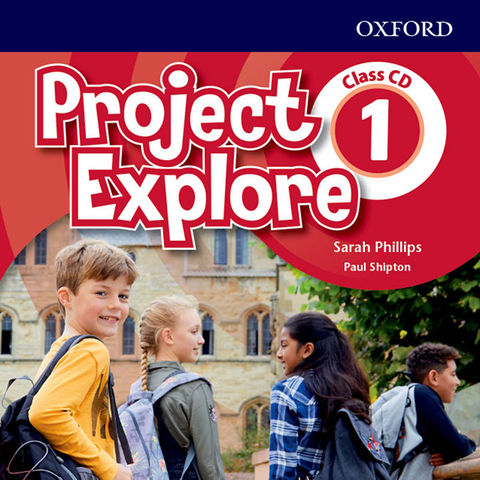 PROJECT EXPLORE STARTER CD