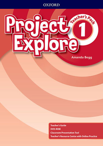 PROJECT EXPLORE STARTER TB PACK