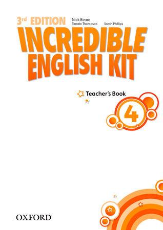 INCREDIBLE ENGLISH KIT 4  - TB 3 ED
