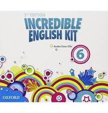 INCREDIBLE ENGLISH KIT 6 3rd Ed Class CD