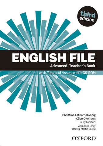 ENGLISH FILE ADVANCED TB 3rd Ed