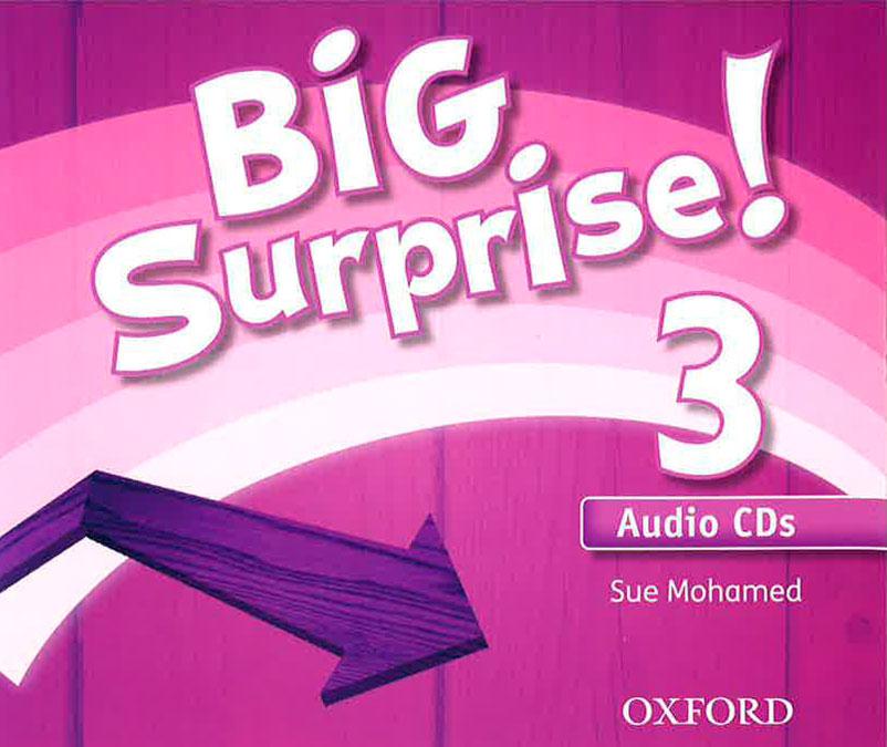 BIG SURPRISE! 3 Class CD