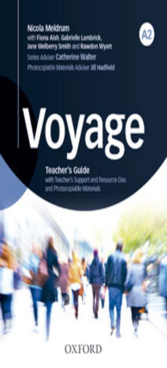 VOYAGE A2 Teacher book + CD - Rom