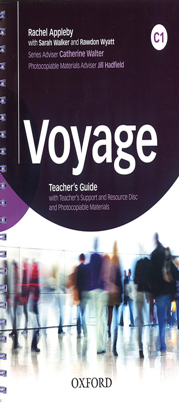 VOYAGE C1 Teacher book + CD - Rom