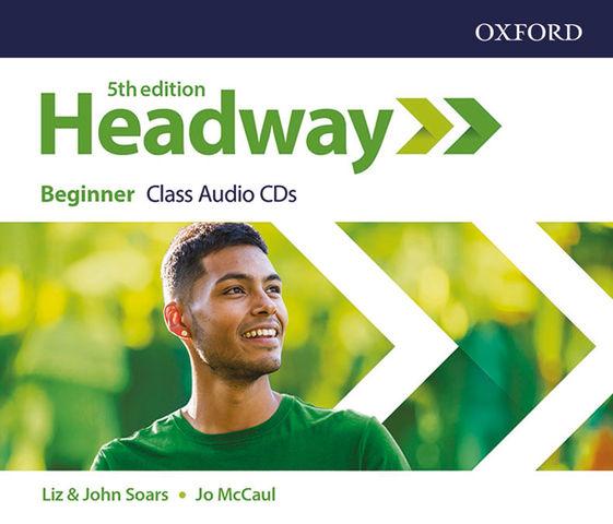 HEADWAY BEG CLASS CDS (2) 5th Ed