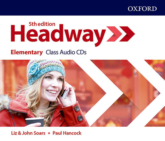 HEADWAY ELEM CLASS CD 5Ed