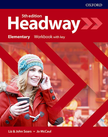 HEADWAY ELEM WB  5th Edition