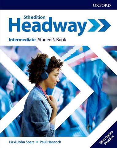 HEADWAY INTERMEDIATE SB+ OL PRACTICE   5th edition