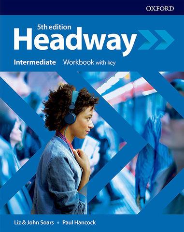 HEADWAY INTERMEDIATE WORKBOOK   5th edition