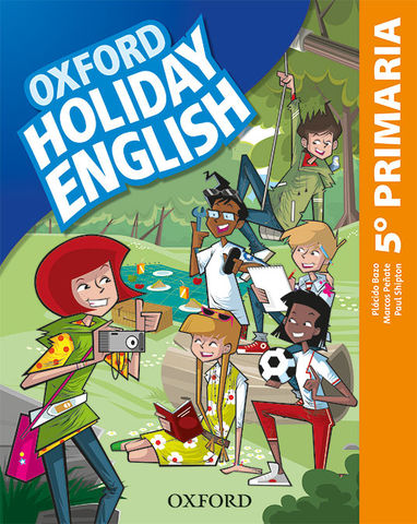HOLIDAY ENGLISH 5º PRIM Pack 3ª Ed Rev.