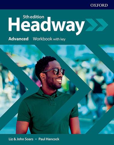 HEADWAY ADV WORKBOOK   5th edition