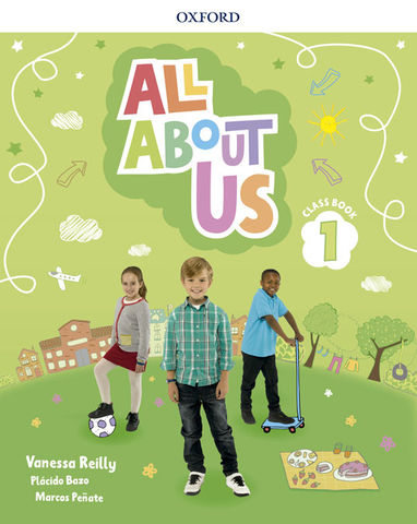 ALL ABOUT US 1 SB