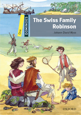 SWISS FAMILY ROBINSON  + Digital Code - Dominoes 1