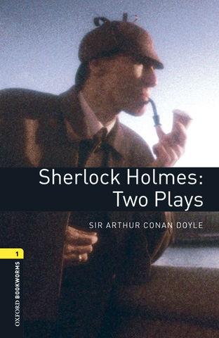 SHERLOCK HOLMES: TWO PLAYS + MP3 - OBL 1