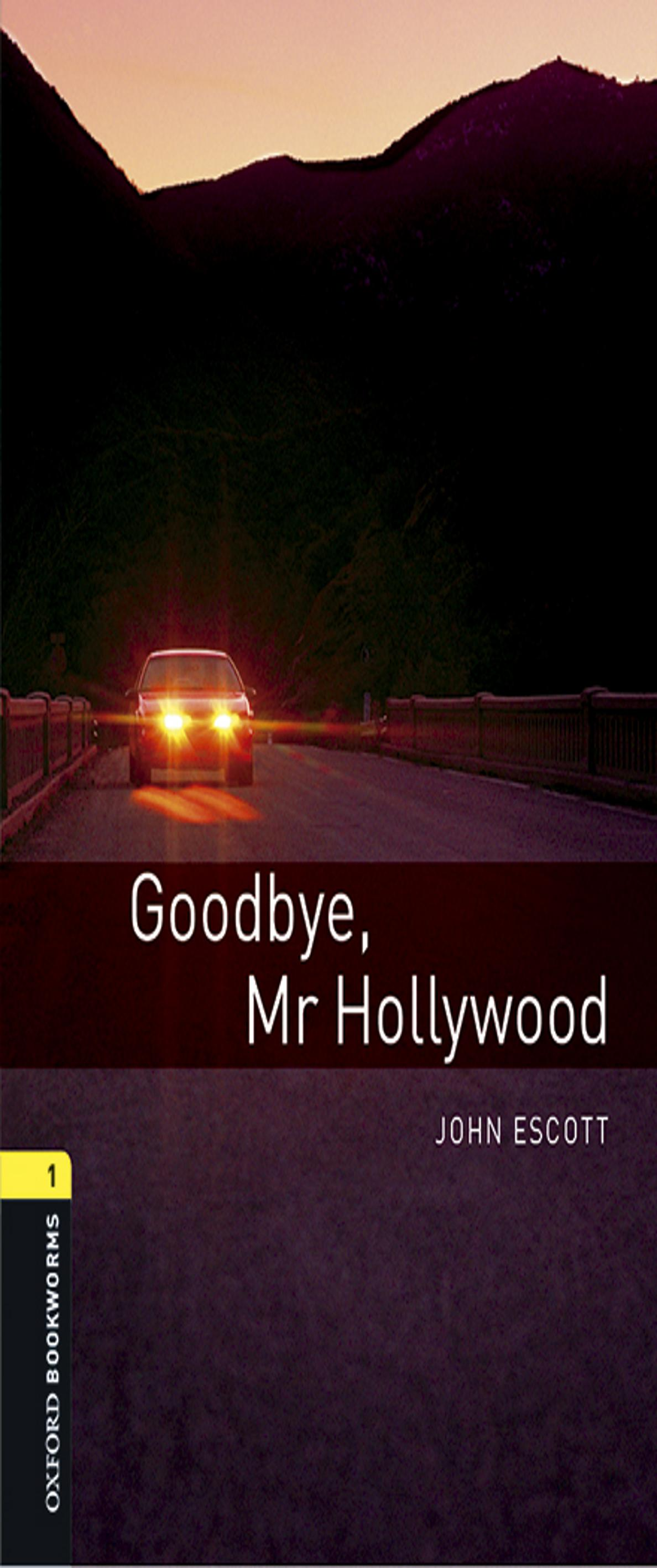 GOODBYE, MR HOLLYWOOD + MP3 - OBL1