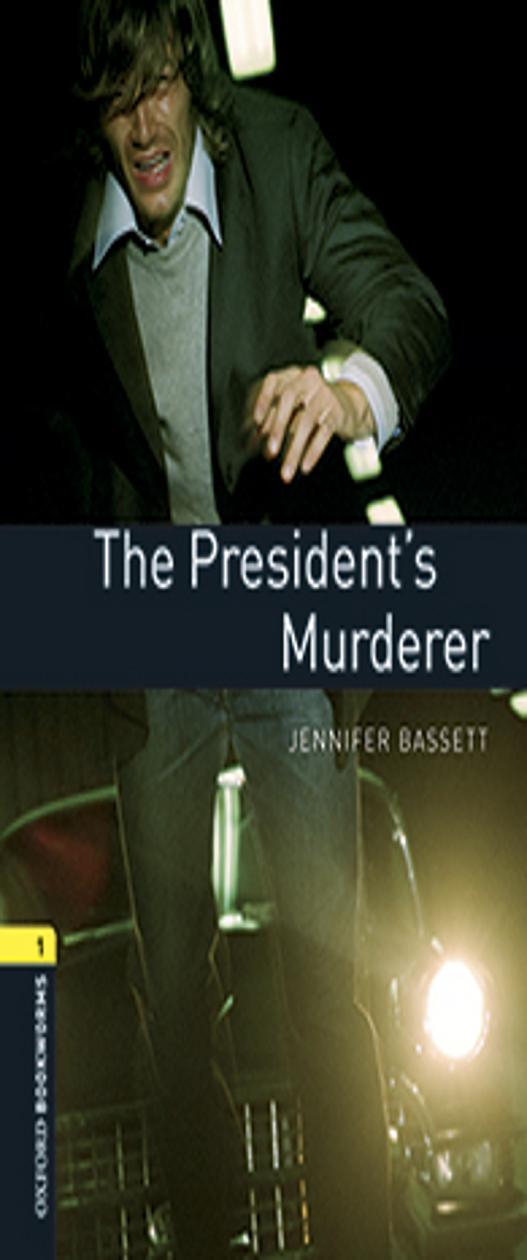 PRESIDENT´S MURDERER + MP3 - OBL1