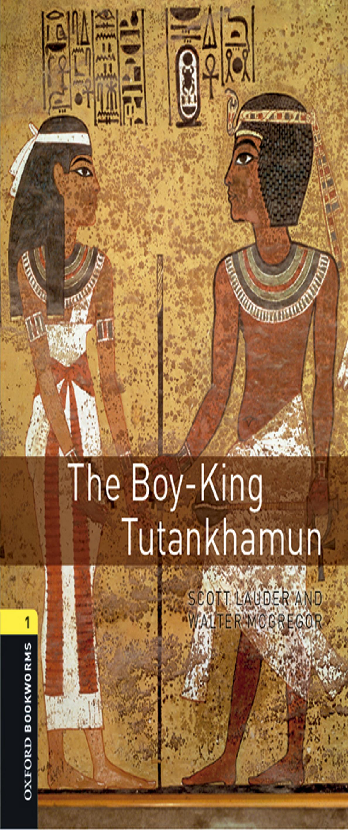 OBL1 - 02 BOY KING TUTANKHAMUN MP3 PK