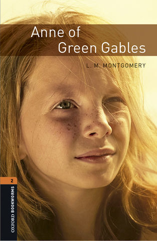 ANNE OF GREEN GABLES + MP3  - OBL 2