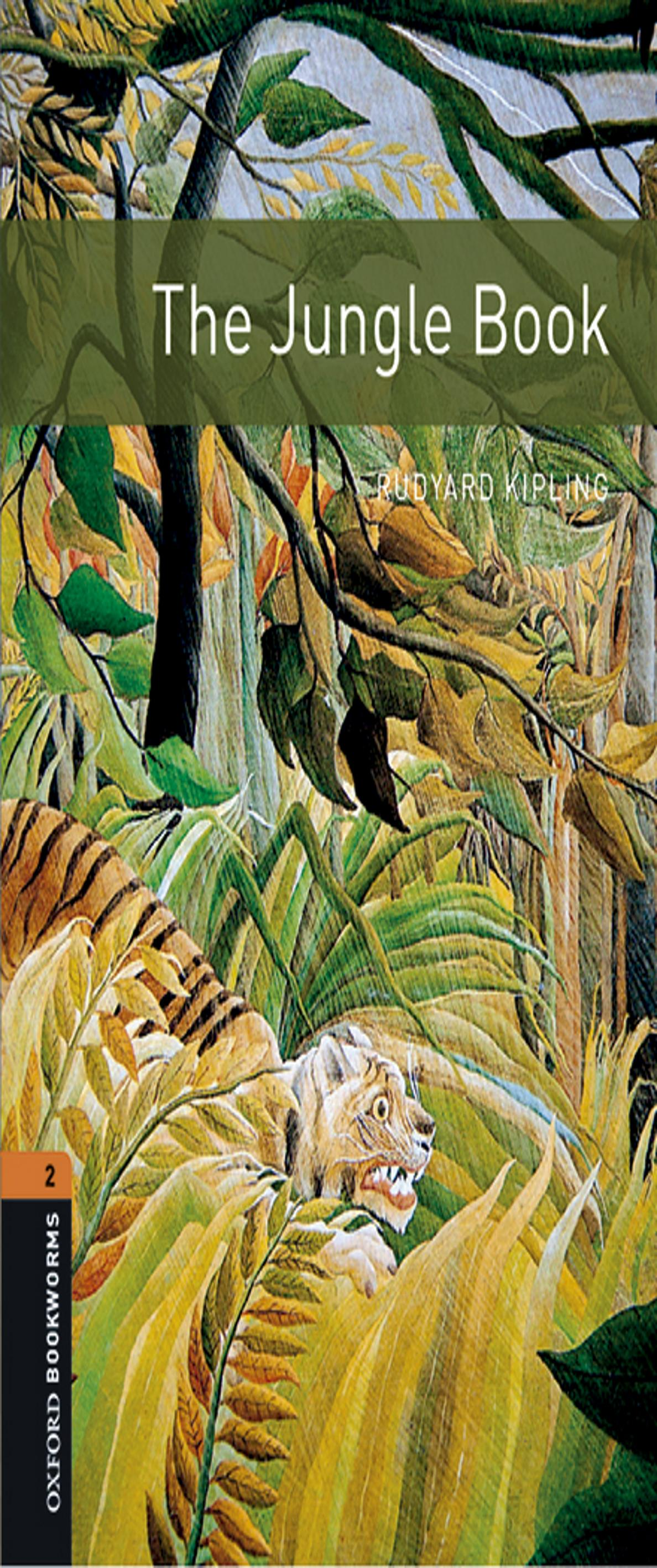 JUNGLE BOOK , THE + MP3 - OBL 2