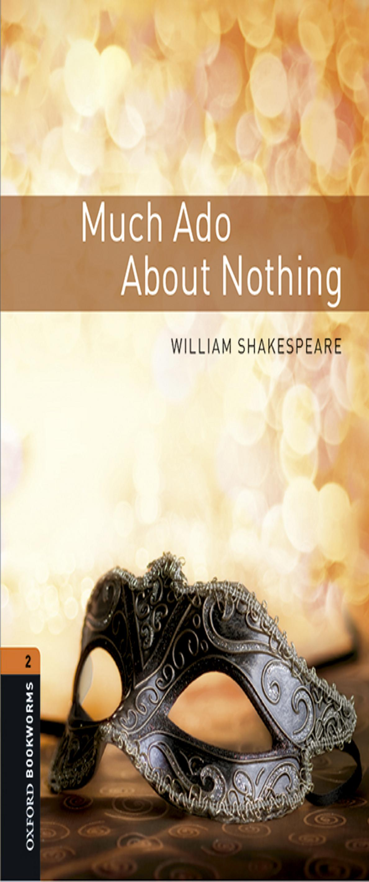 MUCH ADO ABOUT NOTHING + MP3 - OBL 2