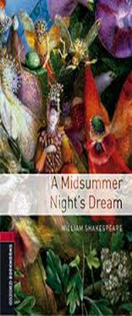 MIDSUMMER NIGHT´S DREAM, A + MP3 - OBL 3