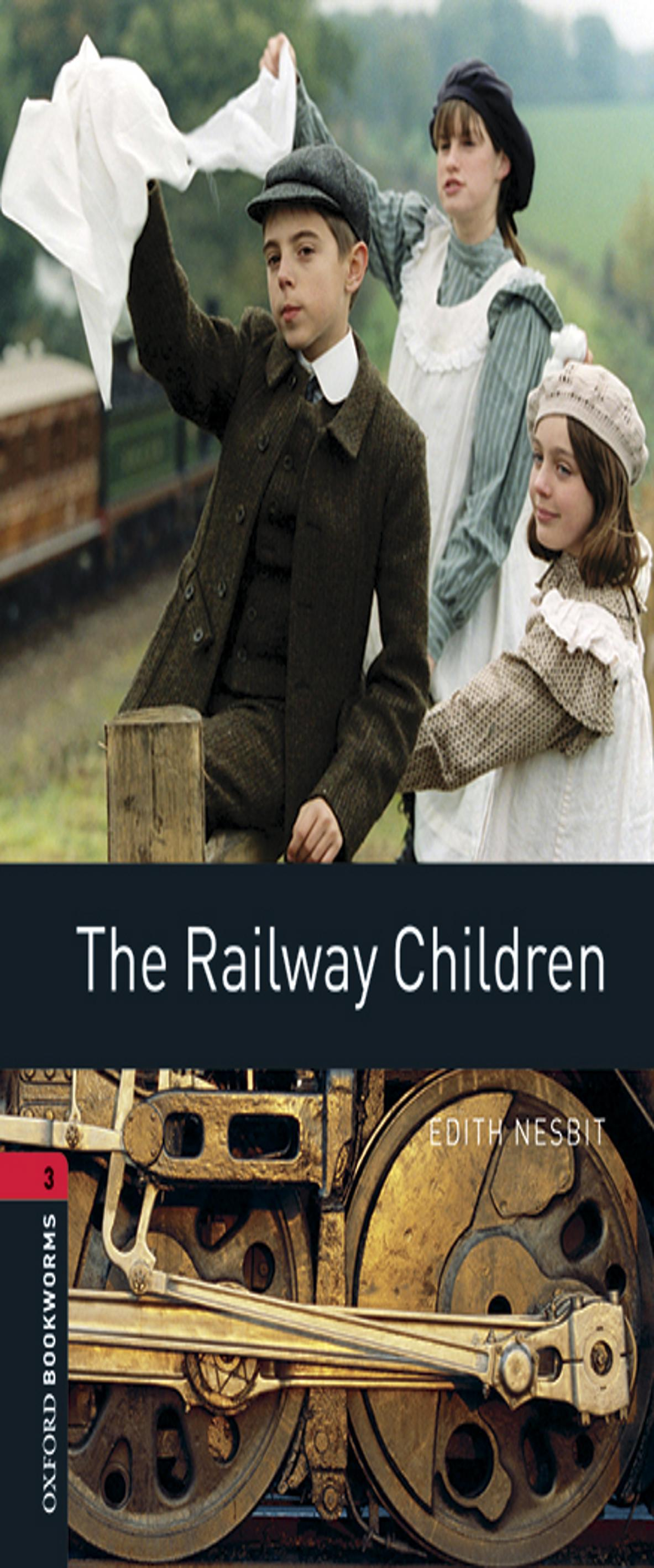 RAILWAY CHILDREN , THE + MP3 - OBL 3