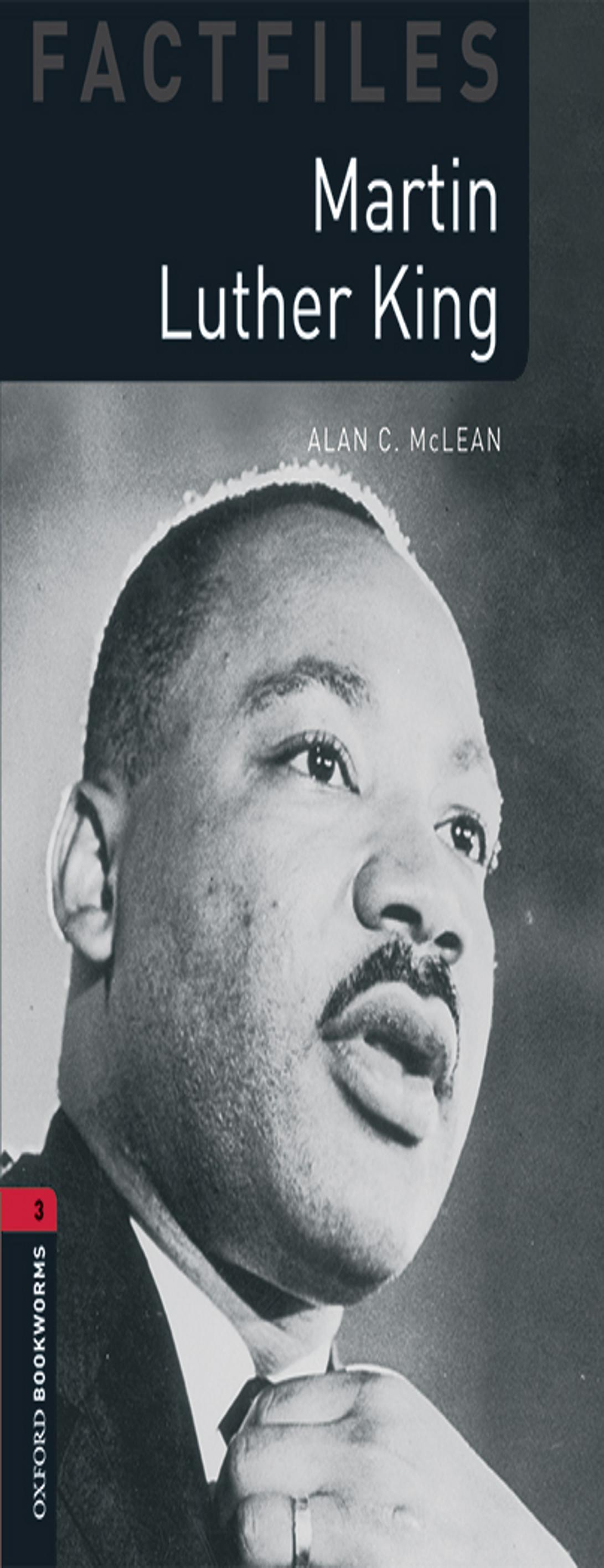 MARTIN LUTHER KING Pack MP3 - OBF 3