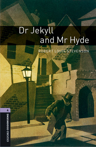 DR JEKYLL AND MR HYDE + MP3 - OBL 4