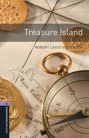 TREASURE ISLAND, THE + MP3 - OBL 4