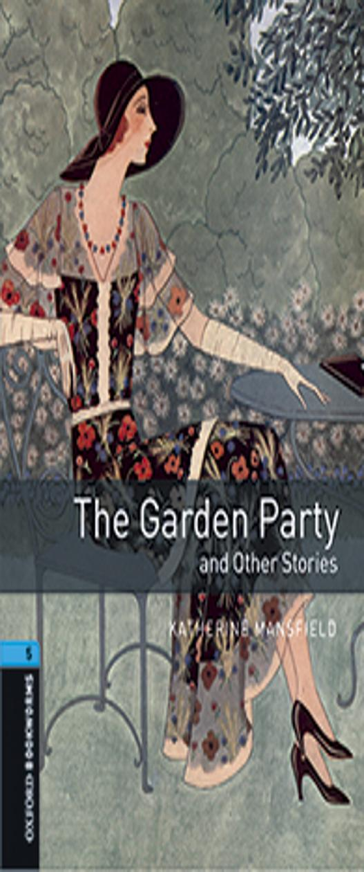 GARDEN PARTY , THE and other stories Pack MP3 - OBL 5