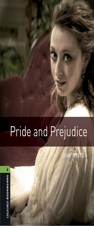 PRIDE AND PREJUDICE + MP3 - OBL 6