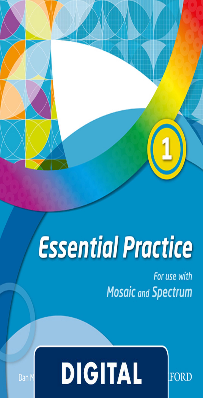 MOSAIC & SPECTRUM 1 WB Essential Practice