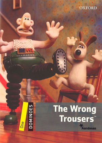 WRONG TROUSERS, THE + CD MP3 Ed 2010 - Dominoes 1
