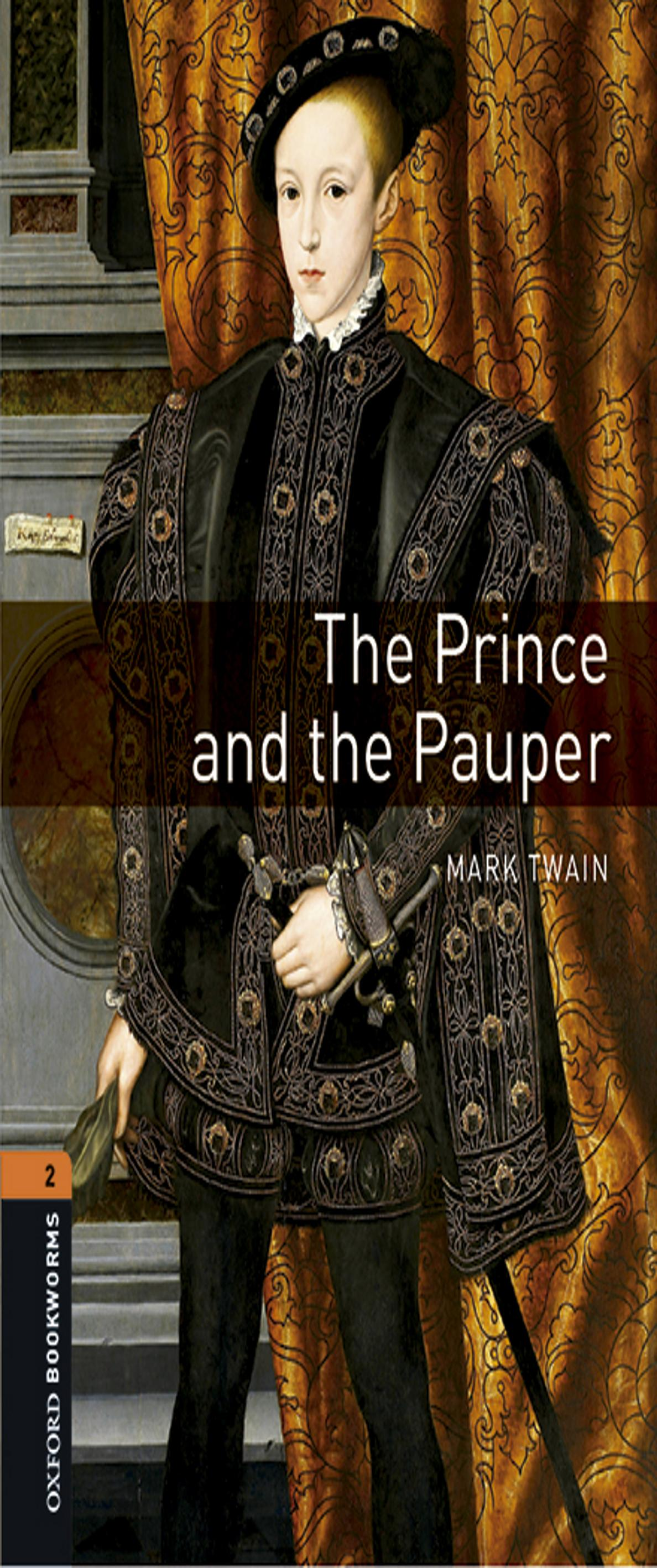 OBL2 - 37 THE PRINCE & THE PAUPER  MP3 PK