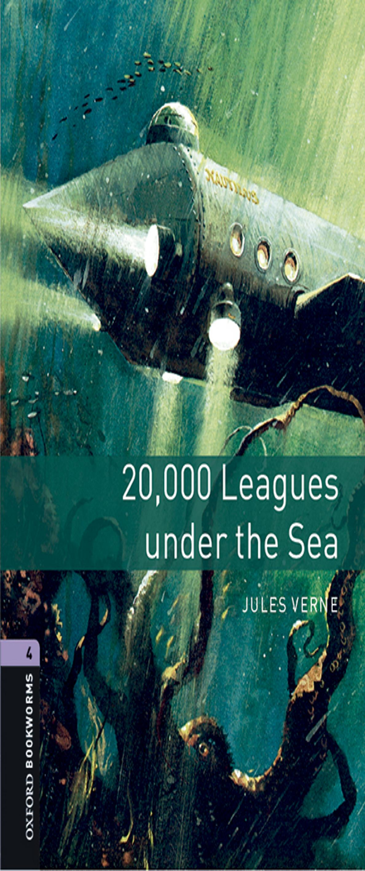 OBL4 - 33 20000 LEAGUES UNDER SEA MP3 PK