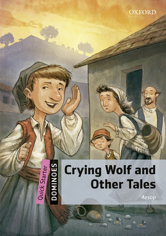 CRYING WOLF AND OTHERS + MP3 - Dominoes 1