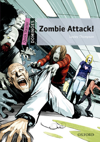 ZOMBIE ATTACK + MP3 - Dominoes Quick Starter