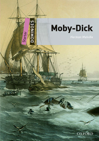MOBY DICK + MP3 - Dominoes Starter