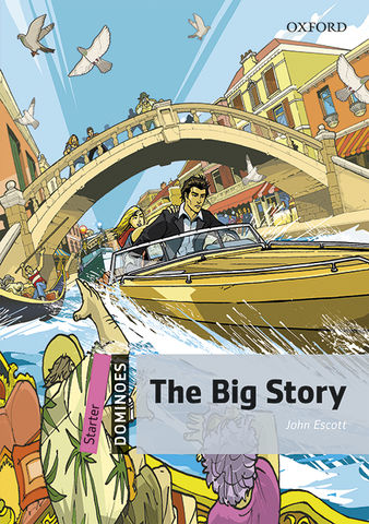 BIG STORY, THE  MP3 Pack - Dominoes Starter