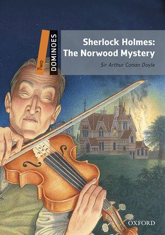 NORWOOD MYSTERY, THE Sherlock Holmes + MP3 Ed. 2010 - Dominoes 2
