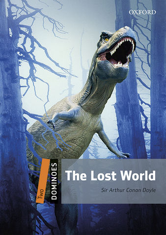 LOST WORLD, THE + MP3 - Dominoes 1
