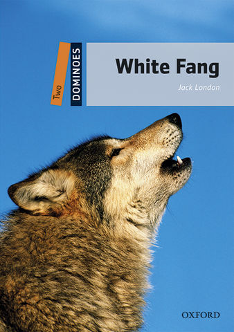 WHITE FANG + MP3  - Dominoes 2